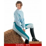 Pantalone Donna Sarm Hippique mod. Charly Anatomico Bicolor